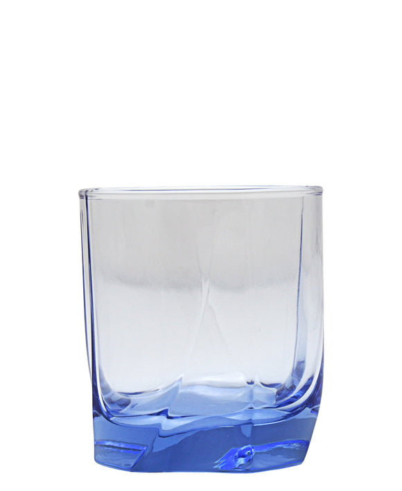 Pasabahce Whiskey Glasses 200ml 8 Piece - Blue