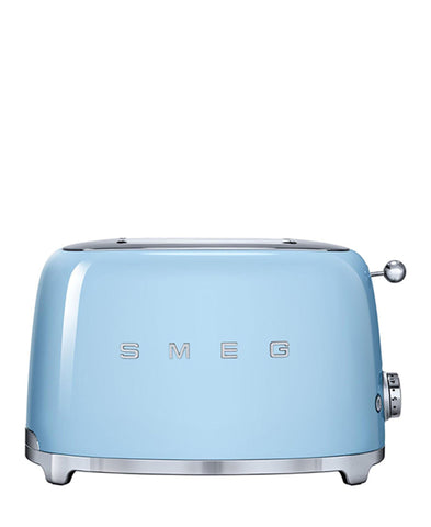 Smeg 2 Slice Toaster - Blue