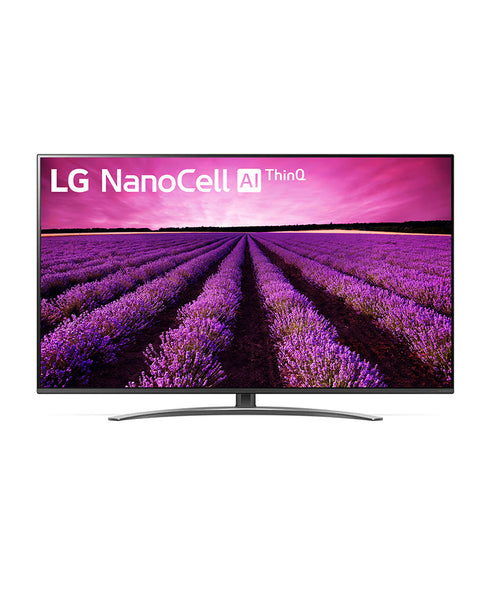 LG NanoCell TV 65 inch 65SM8100PVA Series NanoCell Display 4K