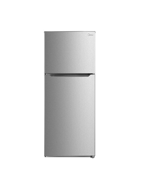 MIDEA 652L CLASSIC TOP FREEZER - STAINLESS STEEL HD-845FWEN