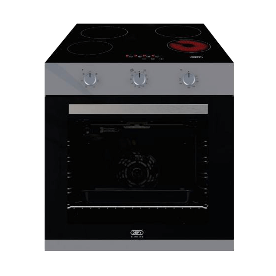 DEFY DCB866 DBO481/DHD406 OVEN & HOB (On Promo)