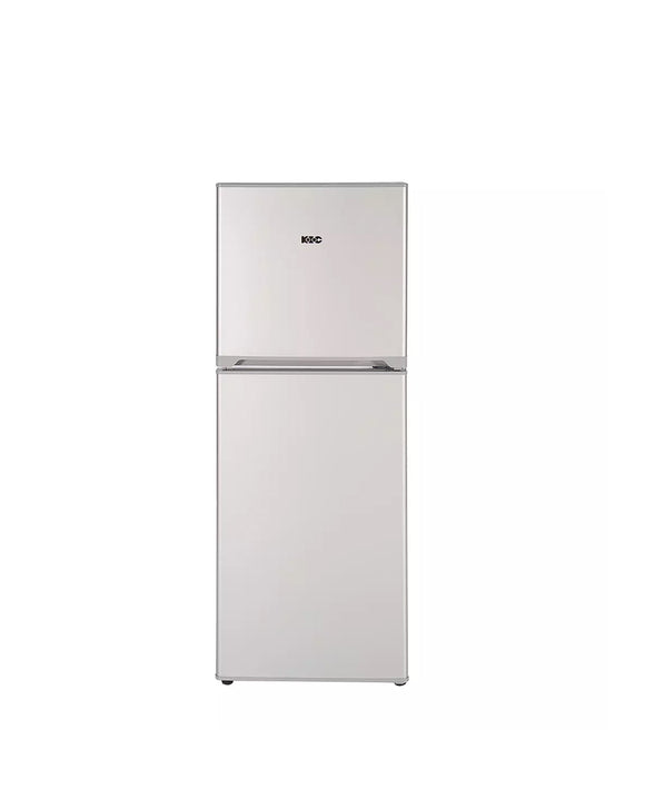 KIC 518 Metallic Combi Fridge