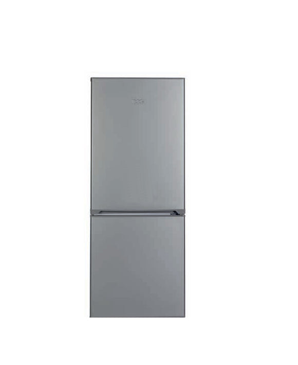 KIC 631 Metallic Combi Fridge