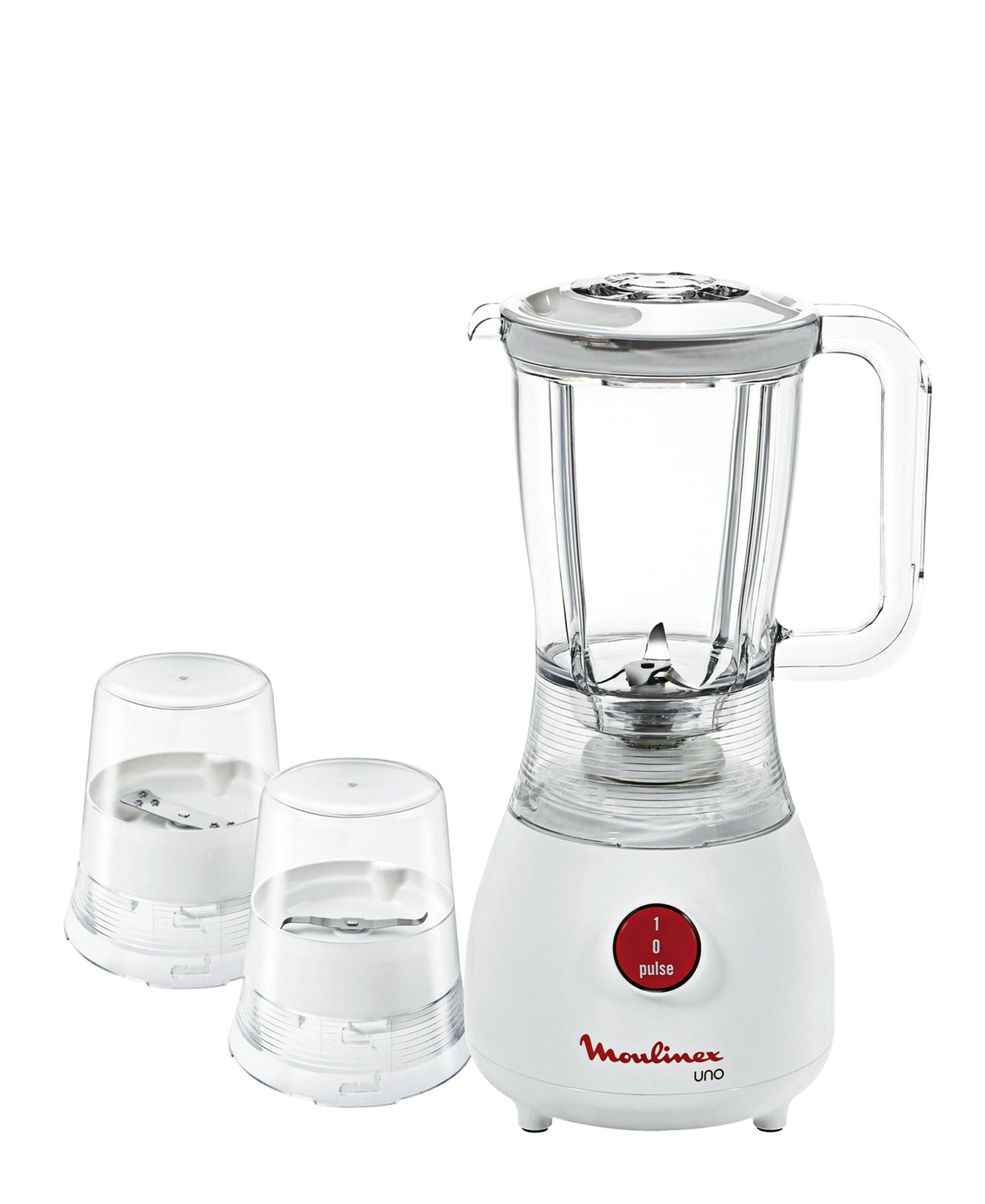 Moulinex Uno Blender - White
