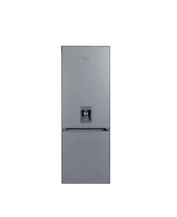 KIC 634/5 Metallic Water Dispenser Combi Fridge