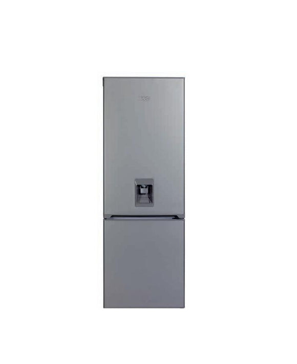 KIC 276L Metallic Combi Fridge with Water Dispenser - KBF 631 ME