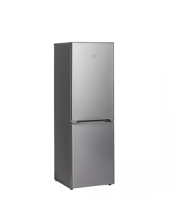 KIC 634/5 Metallic Combi Fridge