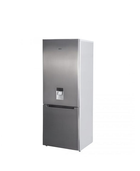 KIC 635 X Metallic Water Dispenser Combi Fridge