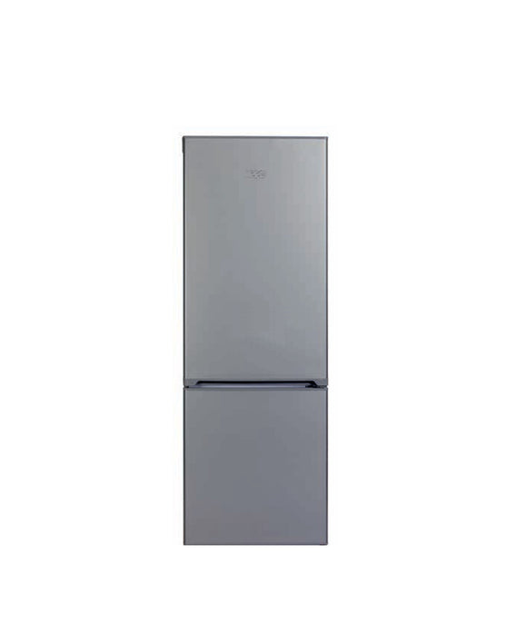 KIC 638/9 Metallic Combi Fridge