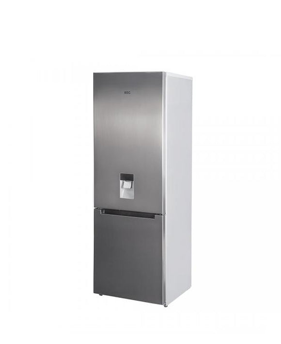 KIC 639 X Metallic Water Dispenser Combi Fridge