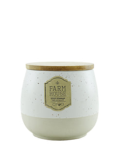 Ciroa Farmhouse Storage Jar - Small