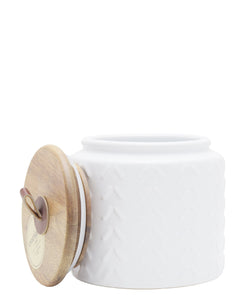 Ciroa Corium Canister White - Medium