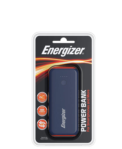 Energizer Power Bank 5000mAh - Blue