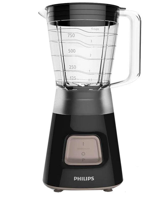 Philips 450W Daily Collection Blender - Black HR2056
