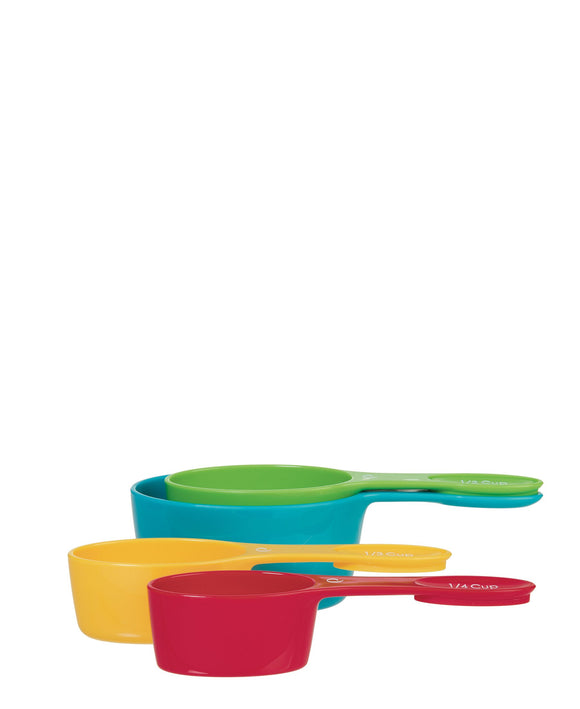 Progressive Snapfit Measuring Cups - Multi