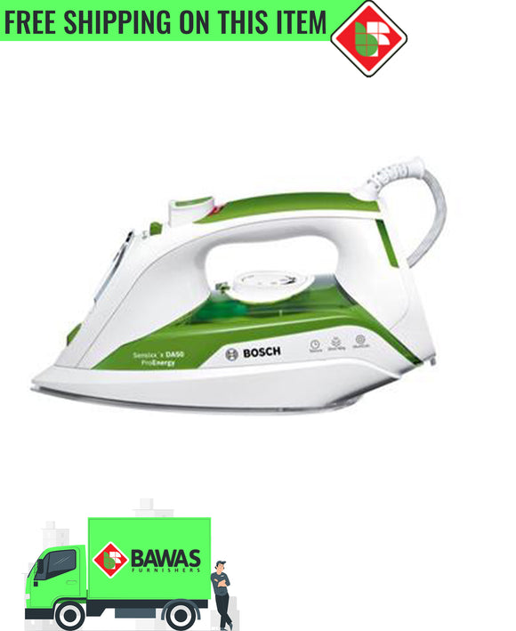 Bosch TDA502412E Steam Iron Sensixx'x DA50 ProEnergy 2400w
