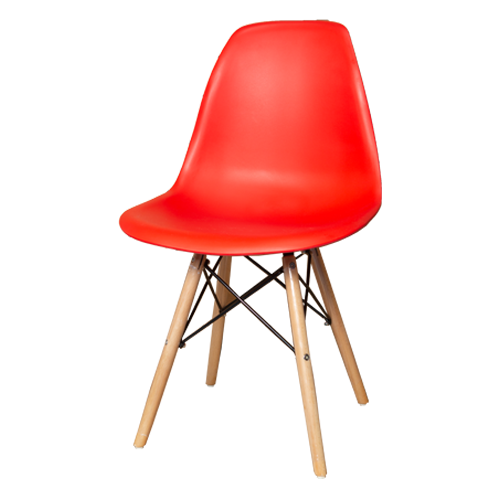 Urban Decor Seychelles Chair Red