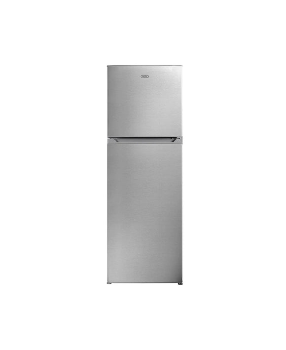 Defy 157L Top Freezer/Fridge Metallic DAD239 (On Promo)