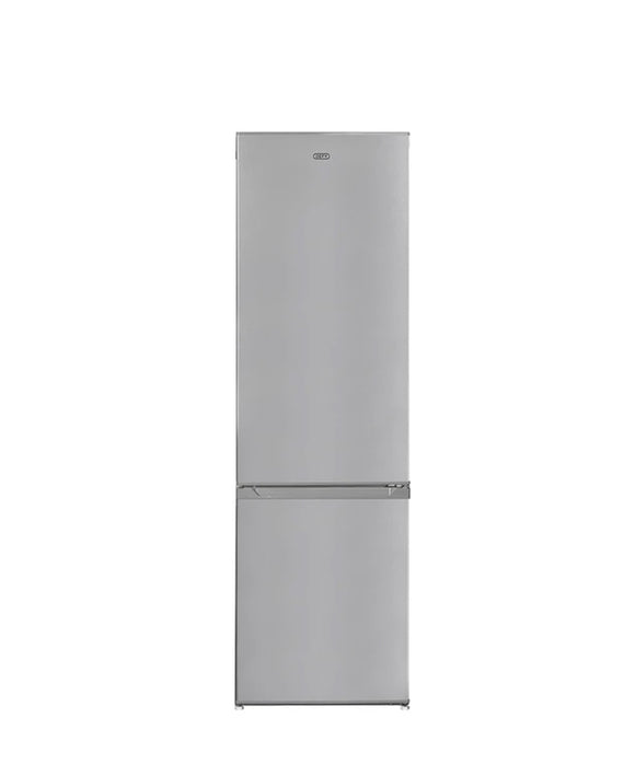 Defy 176L Combi Fridge Satin Mettalic DAD241
