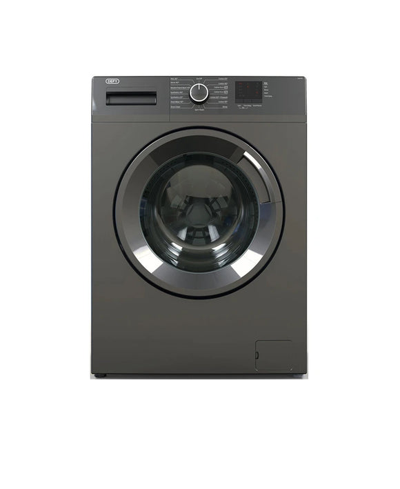 Defy 6KG Front Loader Washing Machine Grey DAW382