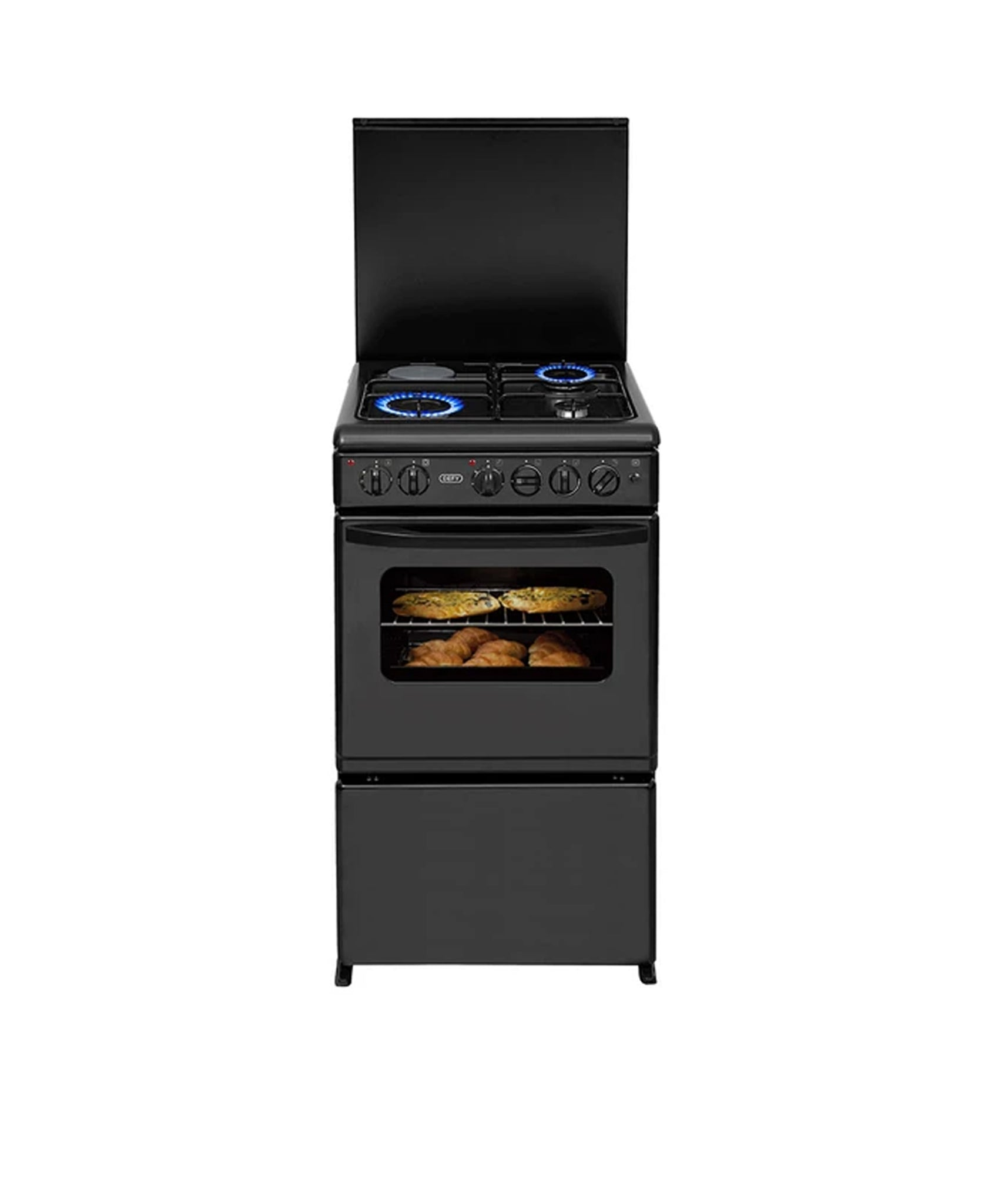 Defy 3 Burner Gas Electric Stove DGS178