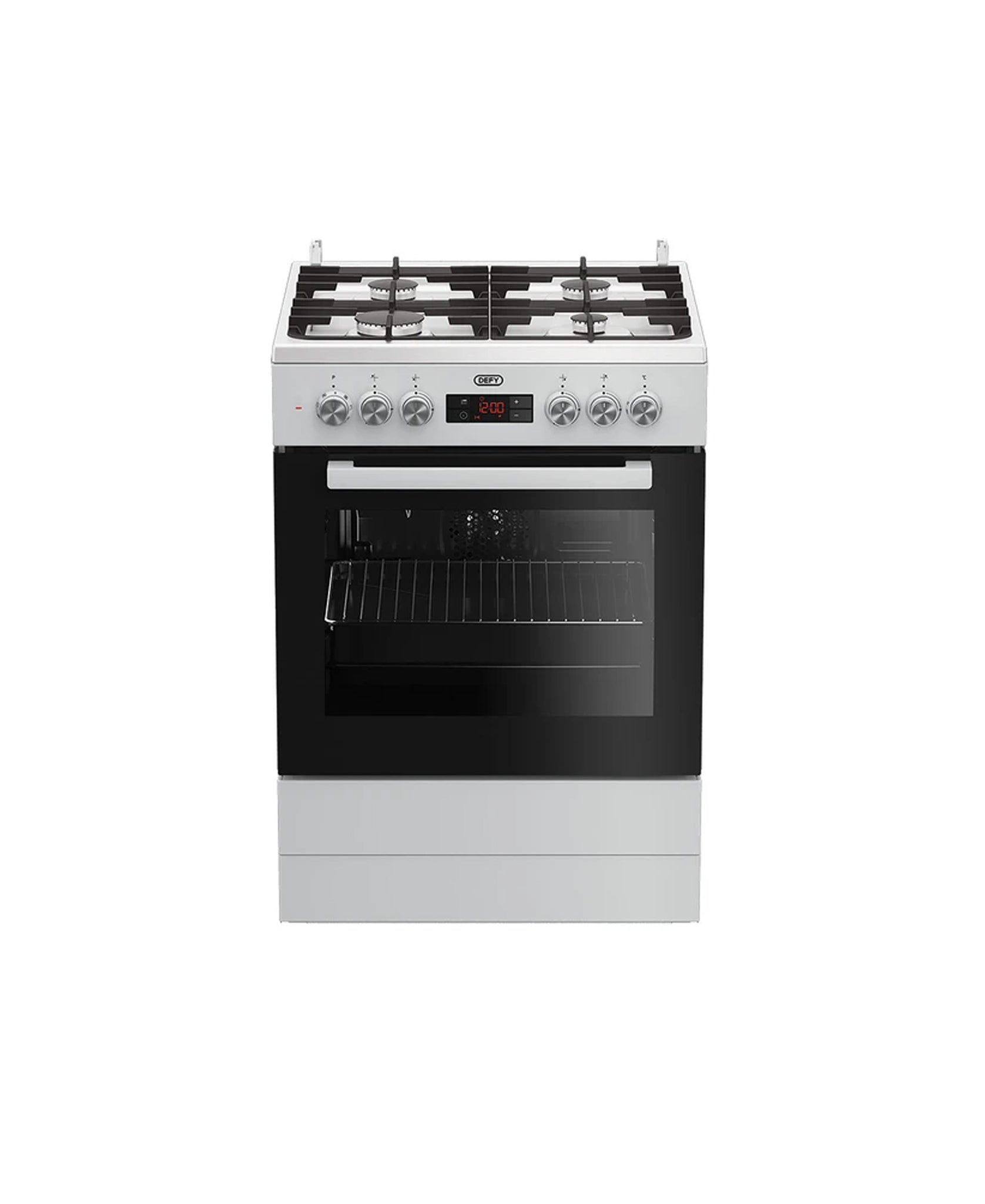 Defy 3 Burner Gas Electric Stove DGS182