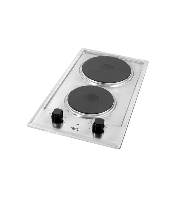 Defy 2 Plate Solid Hob DHD401