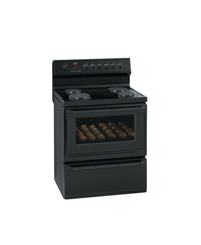 Defy 4 Plate Electric Stove Black DSS427