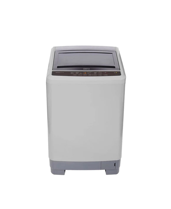 Defy 10KG Top Loader Washing Machine Metallic DTL147 (On Promo)