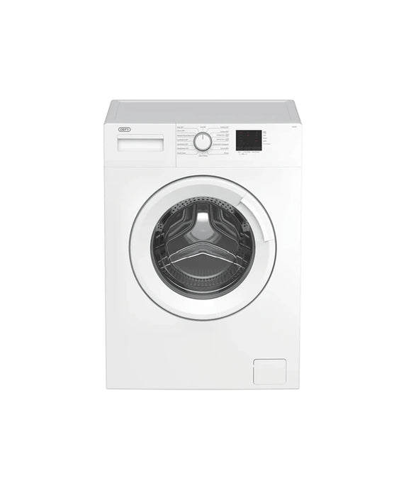 Defy 6KG Front Loading Washing Machine White DAW381