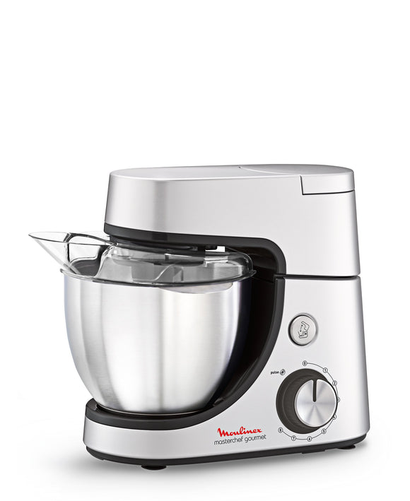 Moulinex Masterchef Gourmet KItchen Machine - Stainless Steel