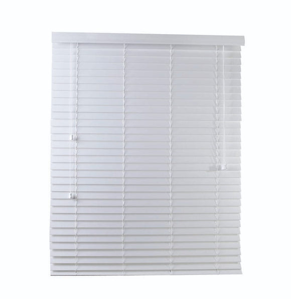 PVC Blinds 600x1000 - White