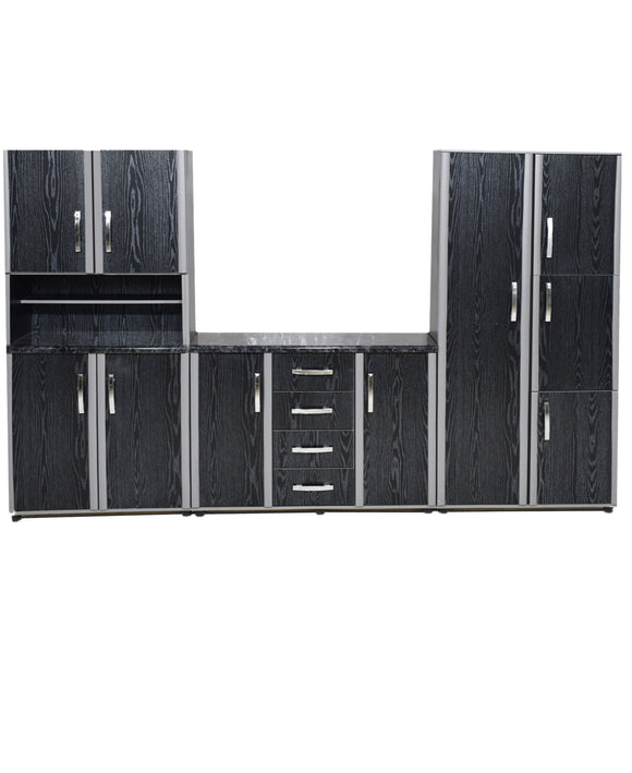 Jessica Kitchen Scheme Black 3 Piece