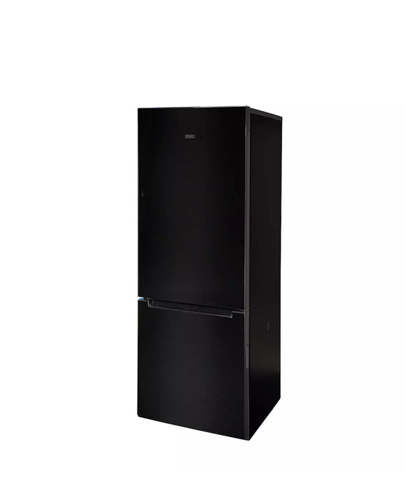 KIC 635 K Black Combi Fridge