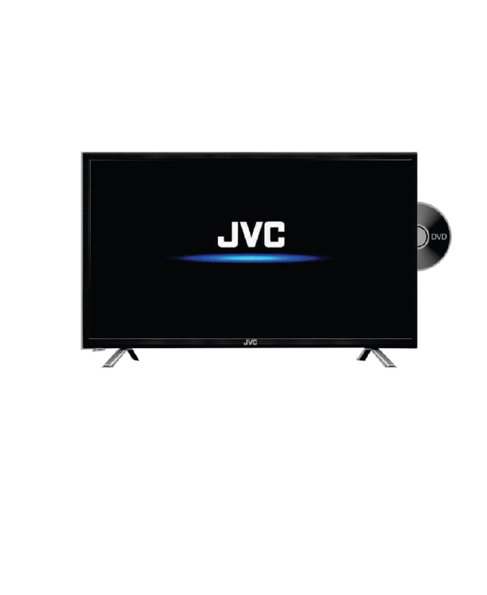 "JVC 32"" HD LED With Built-in DVD Player  LT-32ND35"