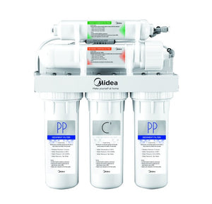 Midea Reverse Osmosis 5 Stage Filtration System MRO1744N
