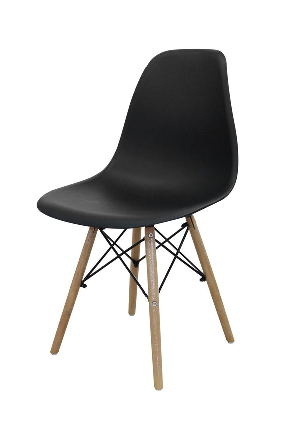 Urban Decor Seychelles Chair Black