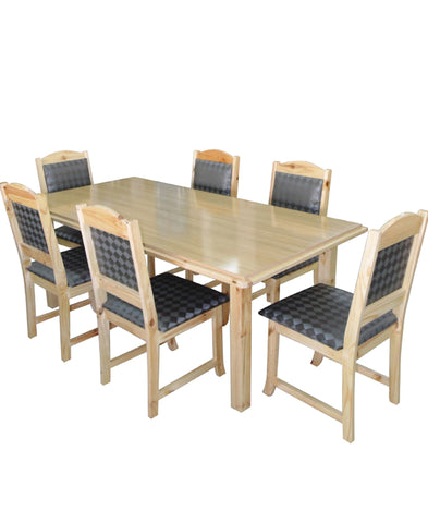 Mandy 7 Piece Dining Room Suite