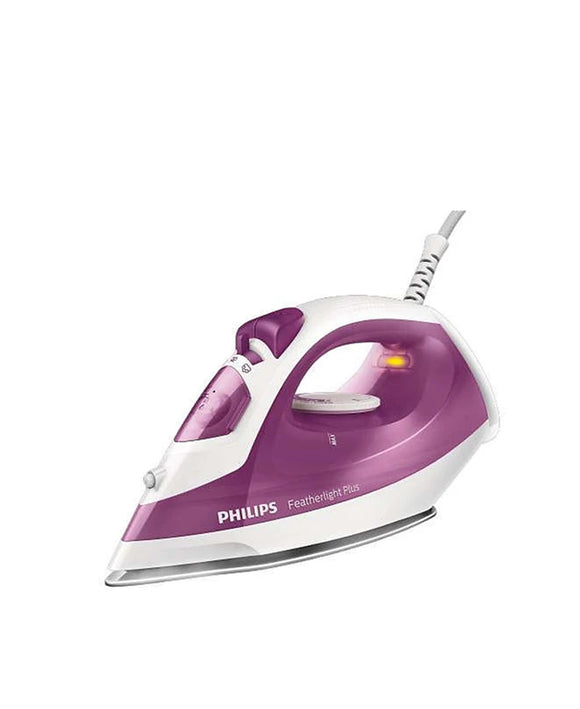 PHILIPS FEATHERLIGHT PLUS STEAM IRON - GC1426/30
