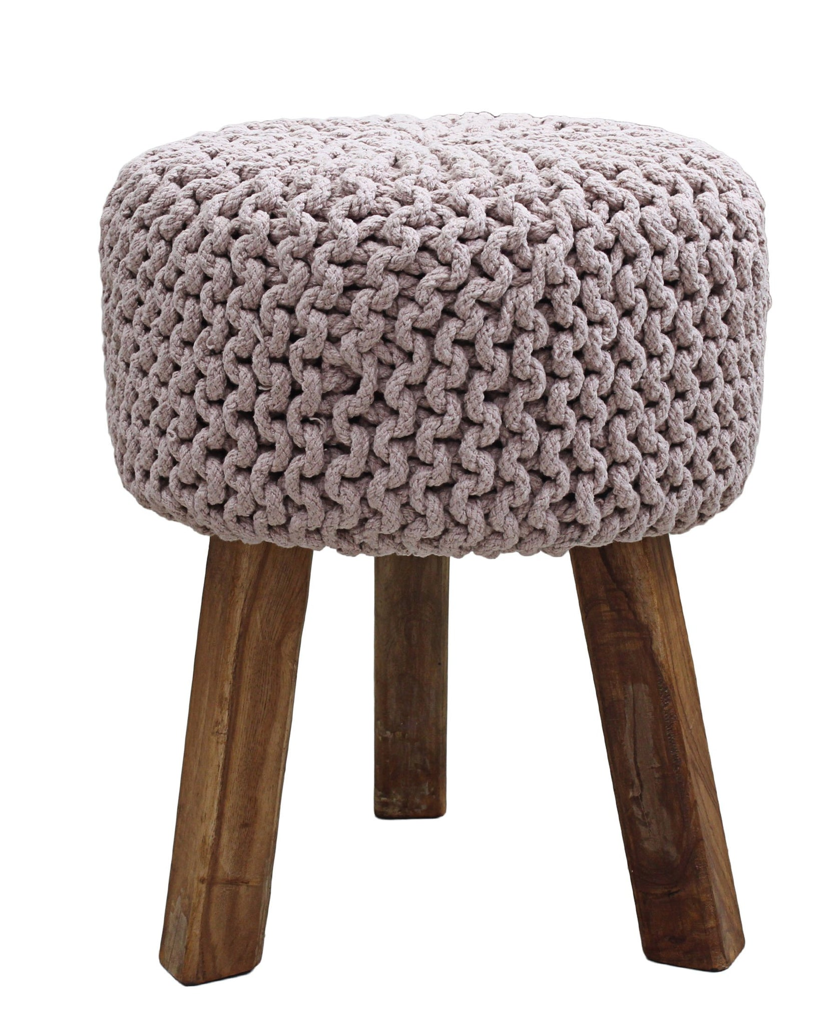 Urban Decor Neo Stool Handmade 470mm - Pink