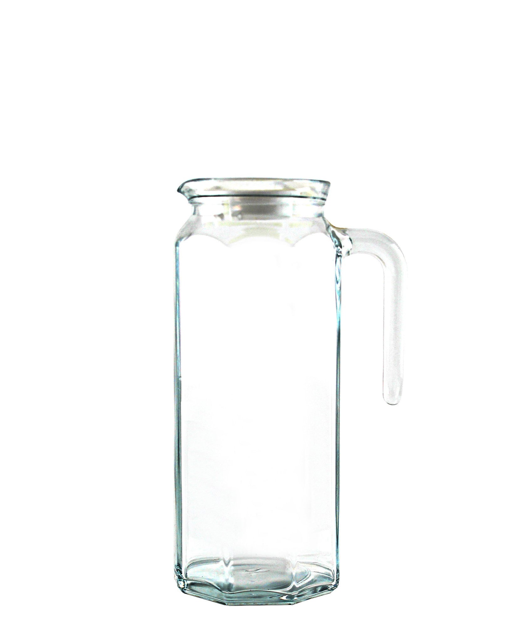 Pasabahce Kosem Jug With Lid 1LT - Clear