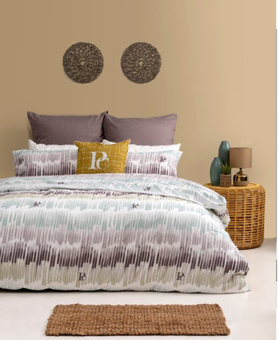 Pierre Cardin Duvet Cover Set -Canton - Queen