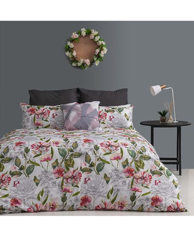 Pierre Cardin Duvet Cover Set -Martina- Queen