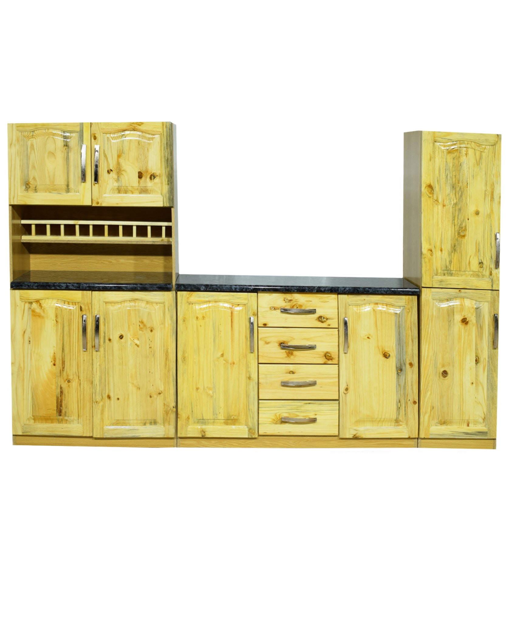 Pine Kitchen Scheme Large 3pce