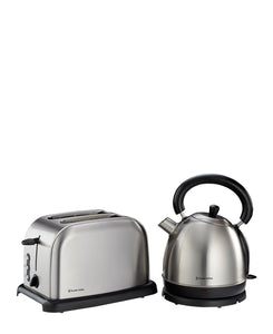 Russell Hobbs Brushed Stainless Steel Pack