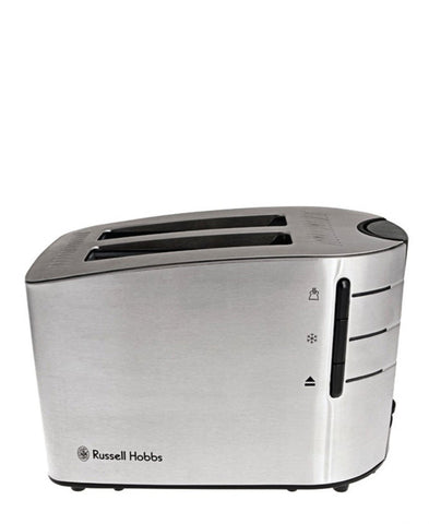 Russell Hobbs 2 Slice Toaster - Silver