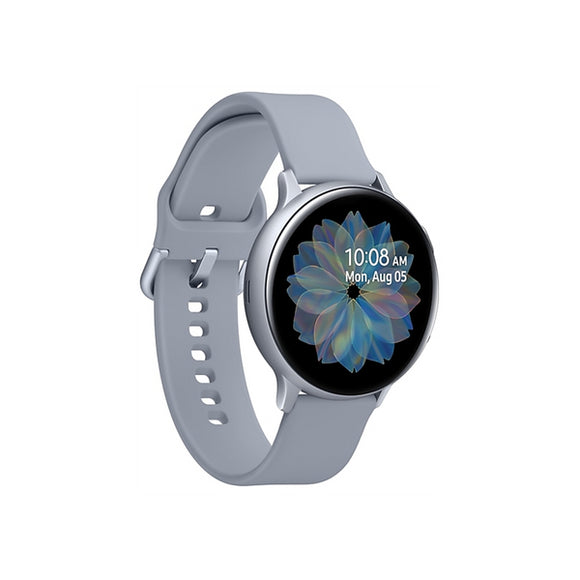 SAMSUNG GALAXY WATCH ACTIVE 2 BT 44 ALUMINUM SILVER- SM-R820NZSAXFA