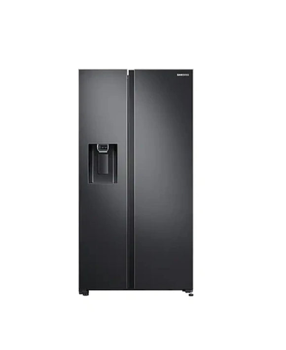 Samsung 617L Side By Side Fridge Black RS64R5311B4