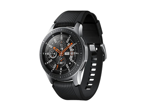 SAMSUNG GALAXY WATCH - 46MM BT - SILVER - SM-R800NZSAXFA SM-R800NZSAXFA