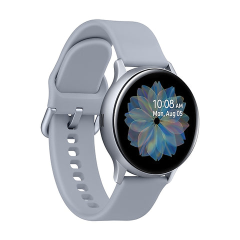 SAMSUNG GALAXY WATCH ACTIVE 2 BT 40 (ALUM) - SILVER SM-R830NZSAXFA